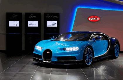 2016 Bugatti Chiron 95