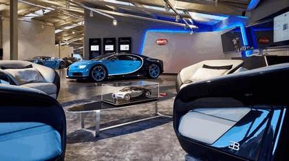 2016 Bugatti Chiron 96