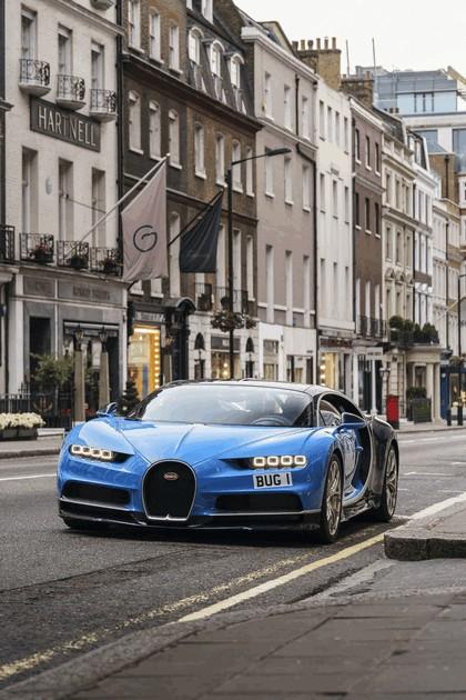 2016 Bugatti Chiron 105