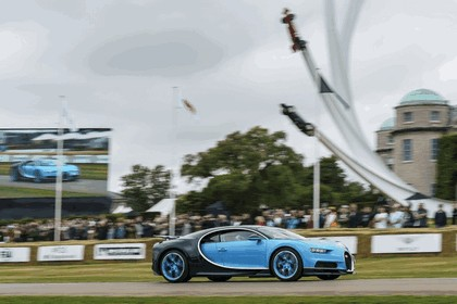 2016 Bugatti Chiron 107