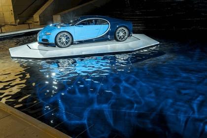 2016 Bugatti Chiron 108