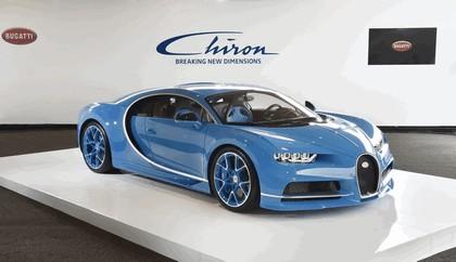 2016 Bugatti Chiron 113