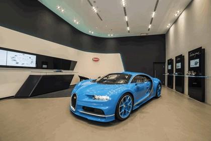 2016 Bugatti Chiron 115