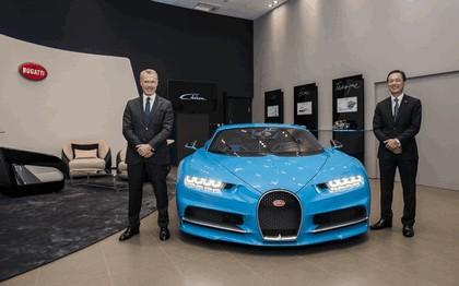 2016 Bugatti Chiron 118