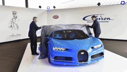 2016 Bugatti Chiron 119