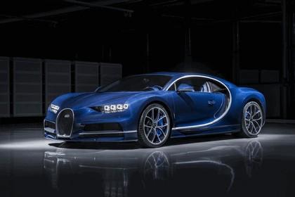 2016 Bugatti Chiron 127