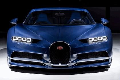 2016 Bugatti Chiron 129