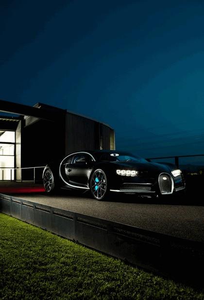 2016 Bugatti Chiron 131