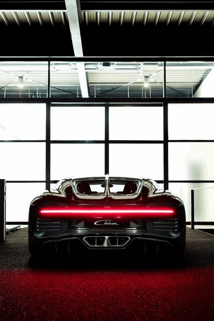 2016 Bugatti Chiron 132