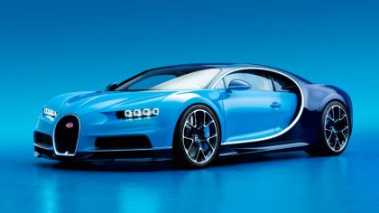 2016 Bugatti Chiron 4