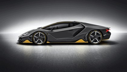 2016 Lamborghini Centenario 2
