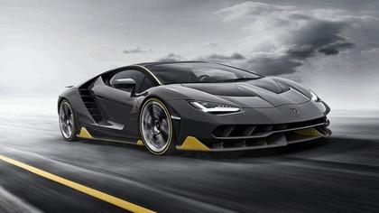 2016 Lamborghini Centenario 7