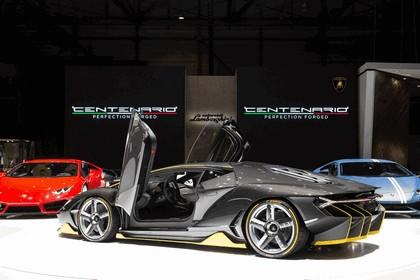 2016 Lamborghini Centenario 9