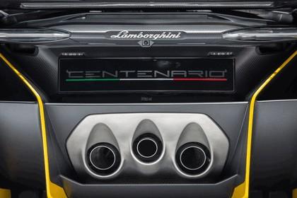 2016 Lamborghini Centenario 11