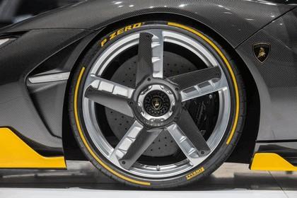 2016 Lamborghini Centenario 14