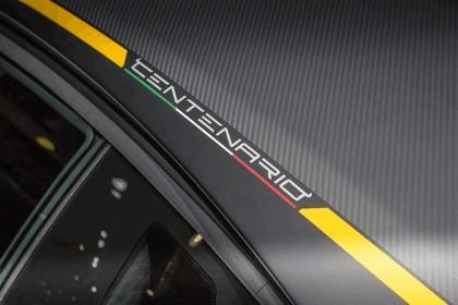 2016 Lamborghini Centenario 16