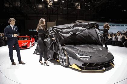 2016 Lamborghini Centenario 21