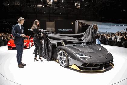 2016 Lamborghini Centenario 22