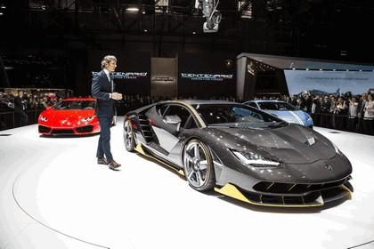 2016 Lamborghini Centenario 23