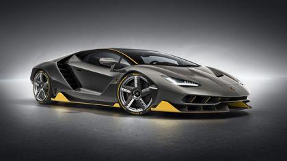 2016 Lamborghini Centenario 3