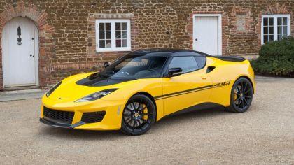 2016 Lotus Evora Sport 410 9