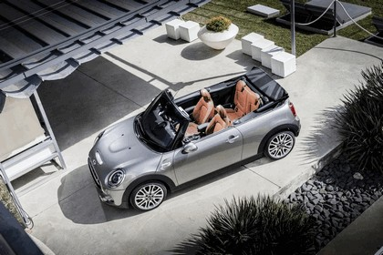 2016 Mini Cooper S Open 150 Edition - UK version 3