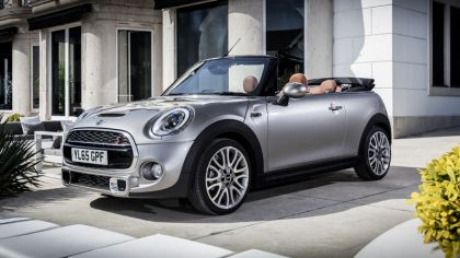 2016 Mini Cooper S Open 150 Edition - UK version 8