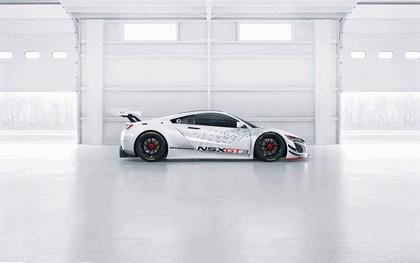 2016 Acura NSX GT3 race car 3