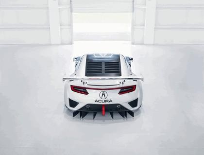 2016 Acura NSX GT3 race car 6