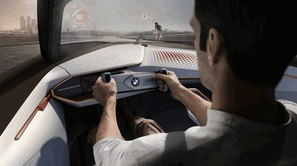 2016 BMW Vision Next 100 concept 16
