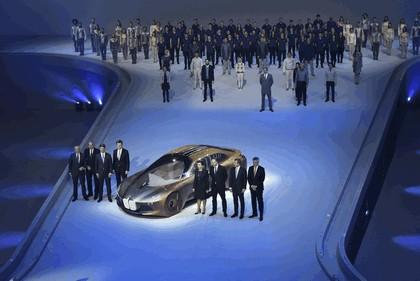 2016 BMW Vision Next 100 concept 30