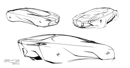 2016 BMW Vision Next 100 concept 66