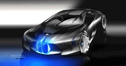 2016 BMW Vision Next 100 concept 67