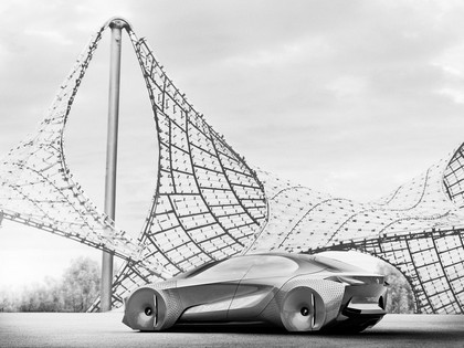 2016 BMW Vision Next 100 concept 93