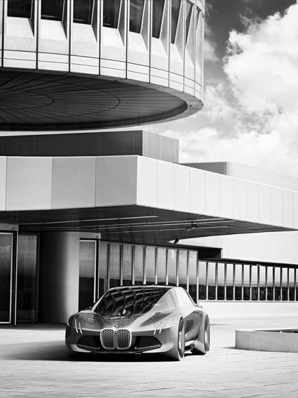 2016 BMW Vision Next 100 concept 96