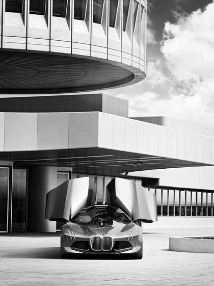 2016 BMW Vision Next 100 concept 97