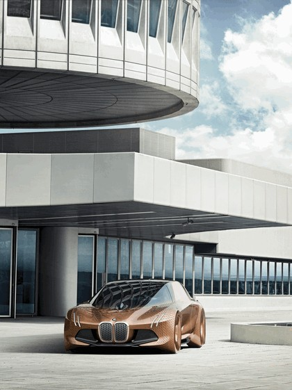 2016 BMW Vision Next 100 concept 103