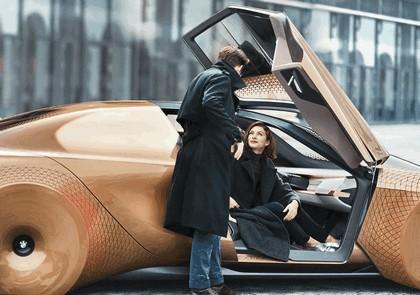 2016 BMW Vision Next 100 concept 107