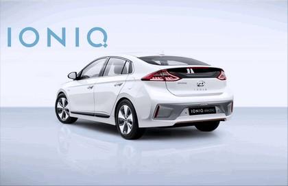 2016 Hyundai Ionic Electric concept 9