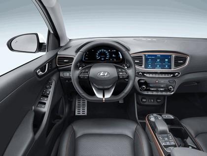 2016 Hyundai Ionic Electric concept 15