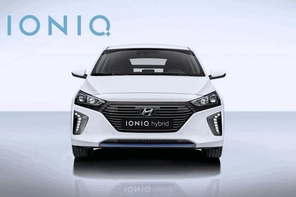 2016 Hyundai Ionic Hybrid concept 11