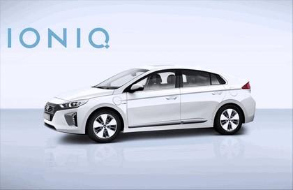 2016 Hyundai Ionic Plug-in concept 7