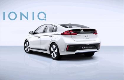 2016 Hyundai Ionic Plug-in concept 9