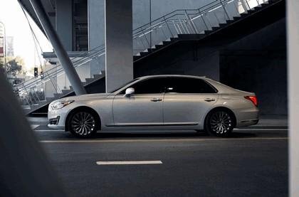 2016 Hyundai Genesis G90 8