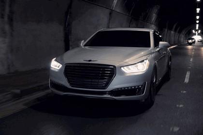 2016 Hyundai Genesis G90 13