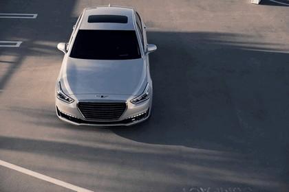 2016 Hyundai Genesis G90 14