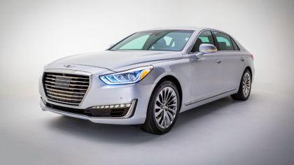 2016 Hyundai Genesis G90 7
