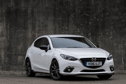 2016 Mazda 3 Sport Black special edition - UK version 1