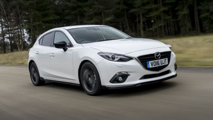 2016 Mazda 3 Sport Black special edition - UK version 9