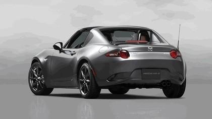 2016 Mazda MX-5 retractable fastback 3